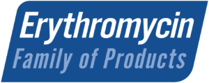 Erythromycin Family of Products logo 2020